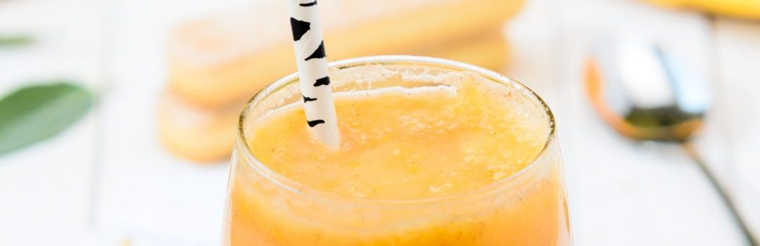 How to make mango bubble tea