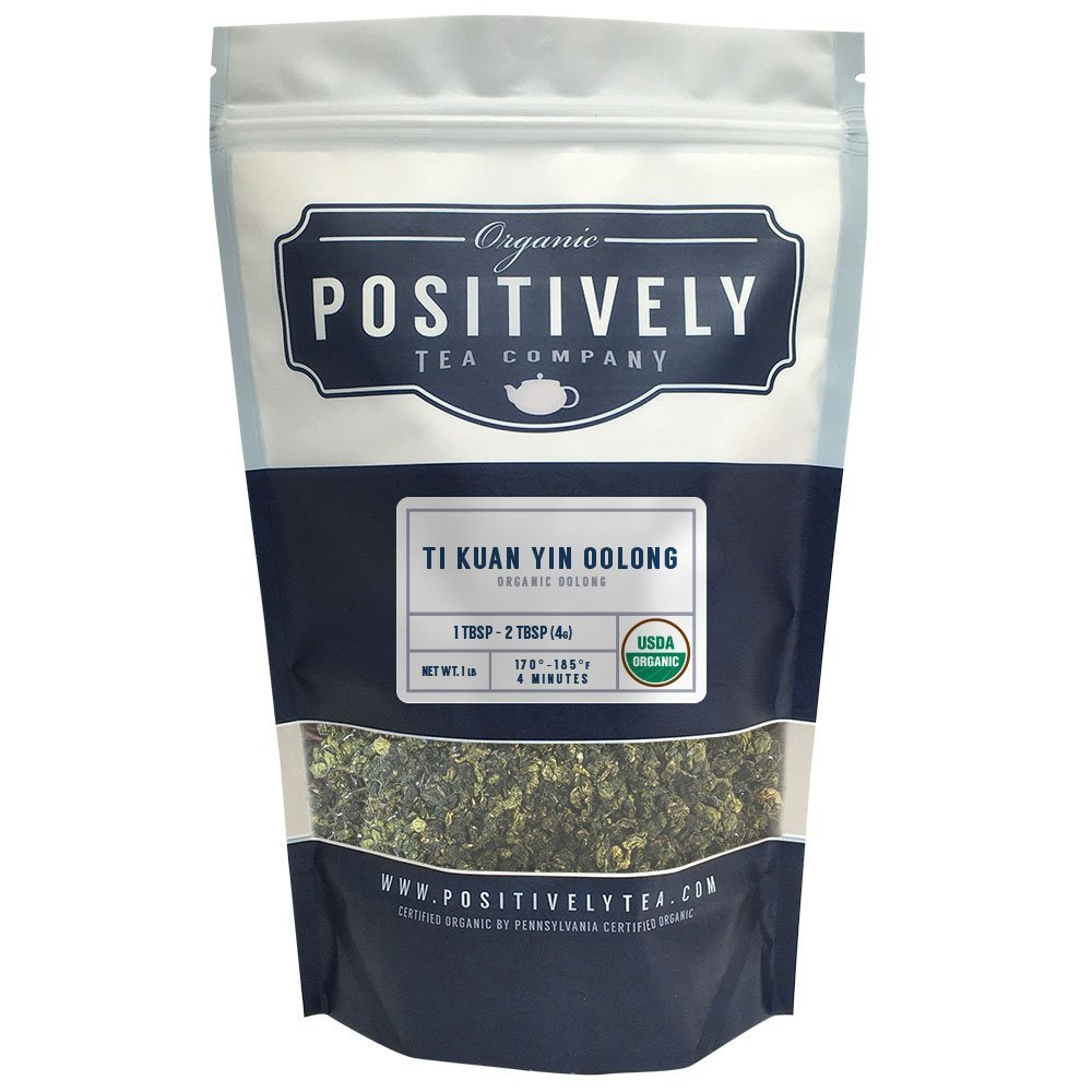 positively tea company oolong tea