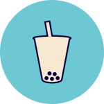 Talk Boba Logo