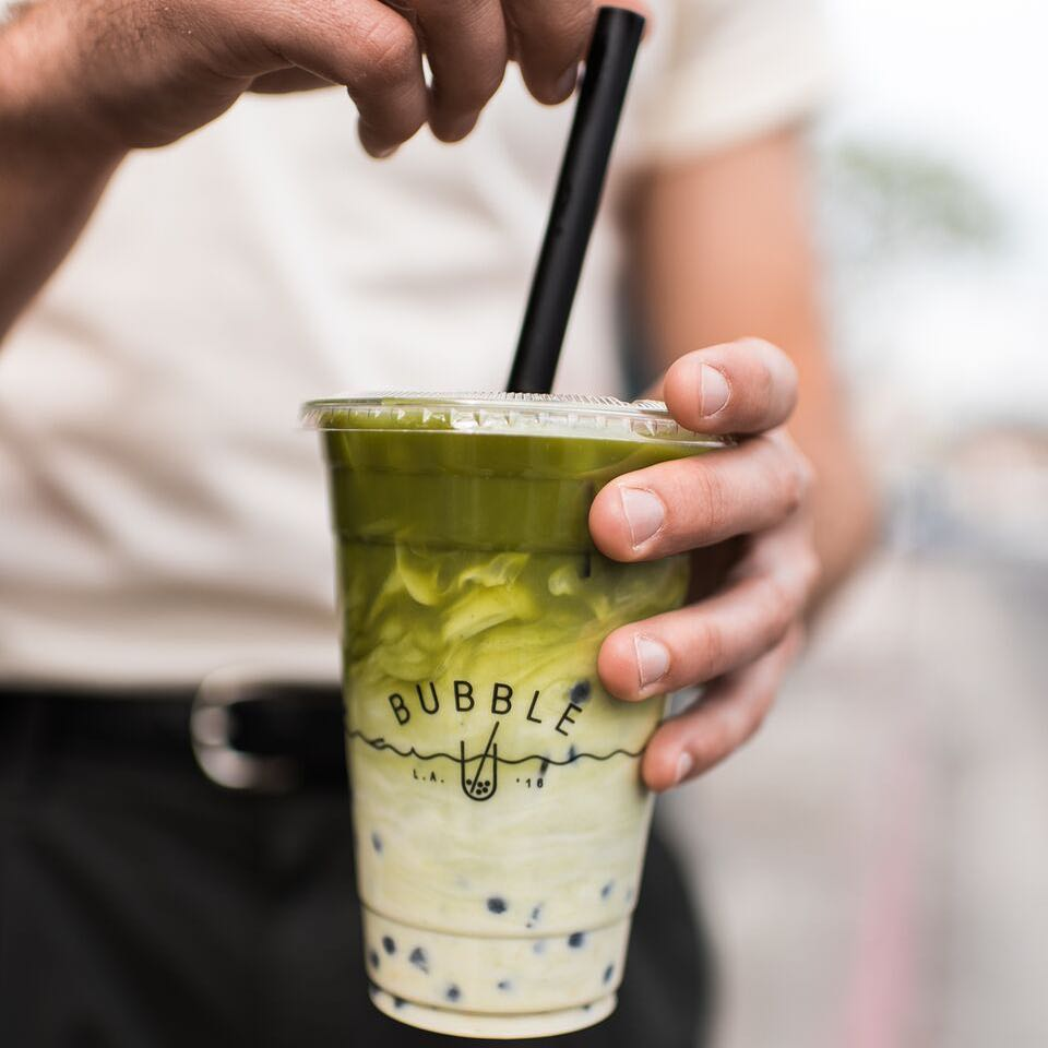 Serving their very own Taiwanese milk teas in the heart of Chinatown LA with fresh tea and ingredients. Fully customize your drink how you like it, no need to change the size though. They serve 1 universal size that you really can't go wrong with.
